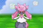 Le pokémon Diancie